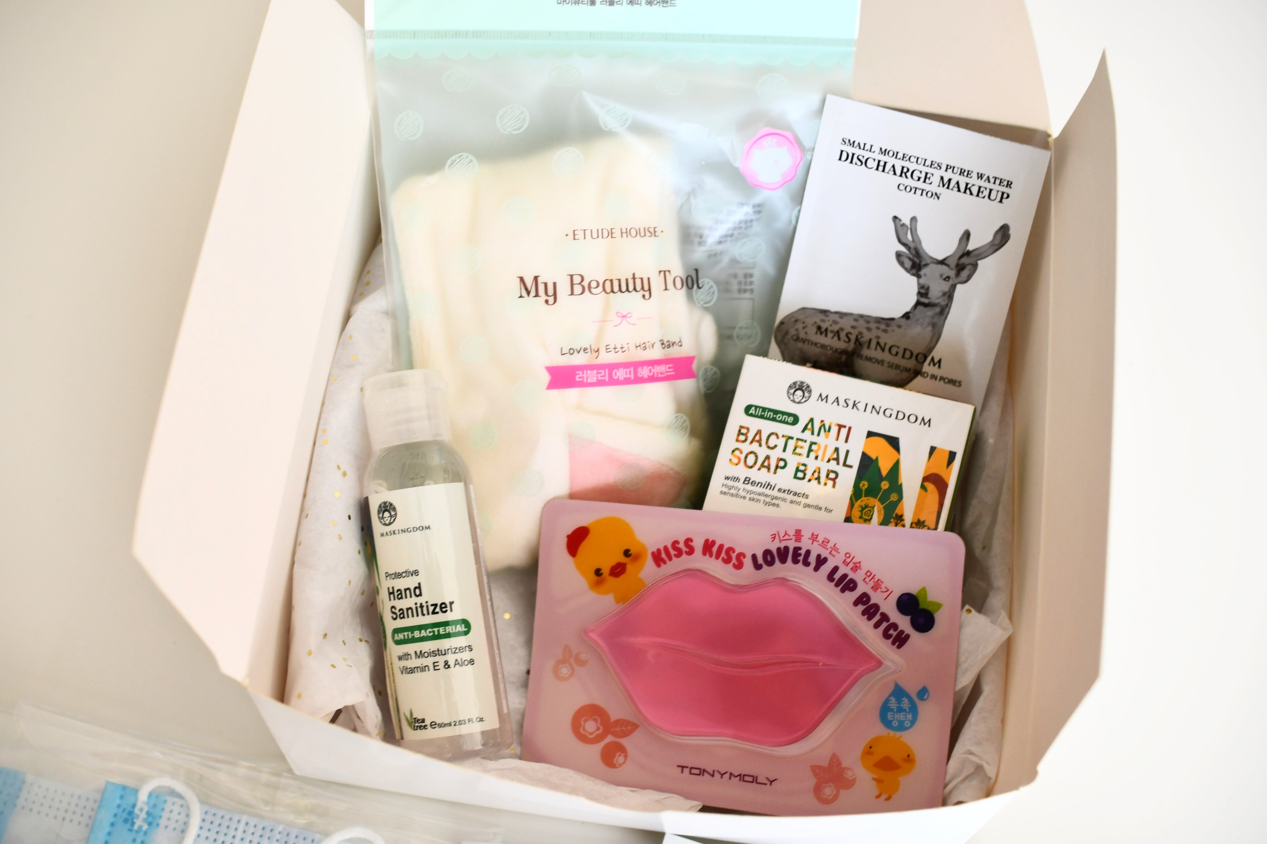 From Head To Toe Essential Care Kit