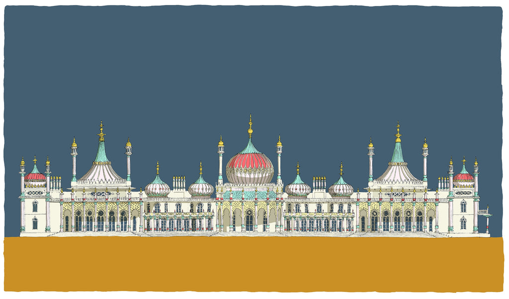 Royal Pavilion By Alej ez - LEOFRAMES