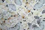 Damien Hirst 'Hope' Butterfly Wallpaper panel - LEOFRAMES