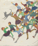 School is Out By Ethel Spowers - LEOFRAMES