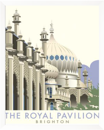 Royal Pavilion, Brighton By Dave Thompson - LEOFRAMES