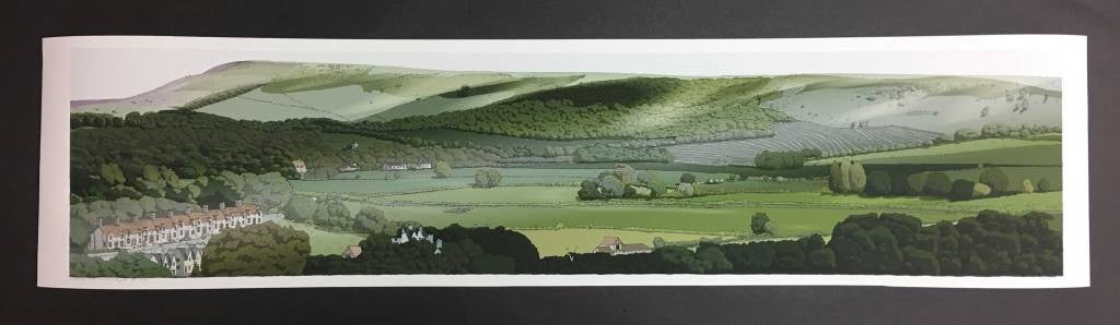 Firle from Glynde By Alej ez - LEOFRAMES
