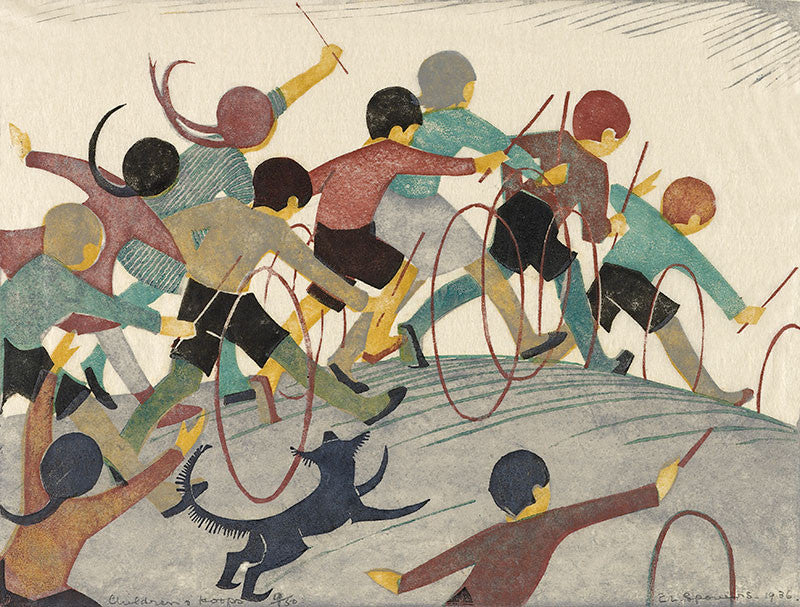 Ethel Spowers - Children's Hoops