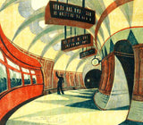 Cyril Power - The Tube Station - LEOFRAMES
