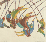 Ethel Spowers - Swings - LEOFRAMES