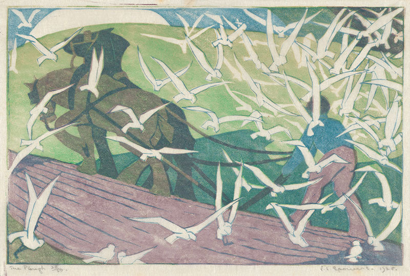 Ethel Spowers - The Plough