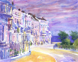 Lewes crescent (1) By Richard Marsh