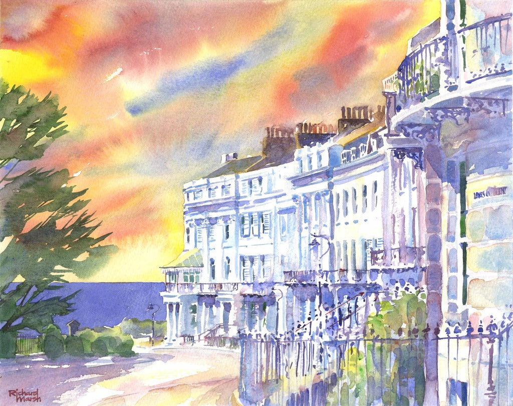 Lewes crescent, Brighton (2) By Richard Marsh - LEOFRAMES