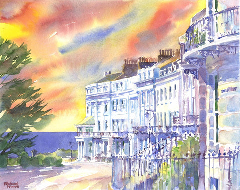 Lewes crescent, Brighton (2) By Richard Marsh