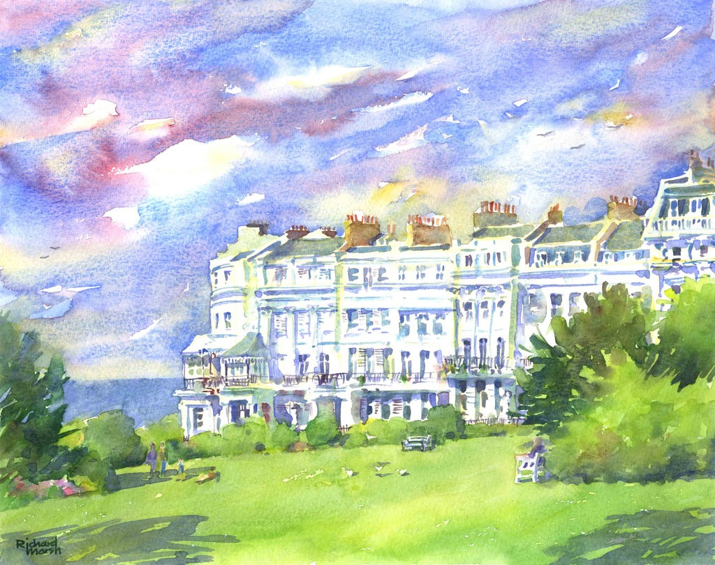 Lewes Crescent, Brighton (3) By Richard Marsh