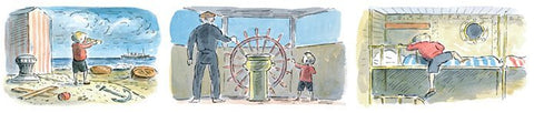 Edward Ardizzone - Little Tim and the Brave Sea Captain. - LEOFRAMES