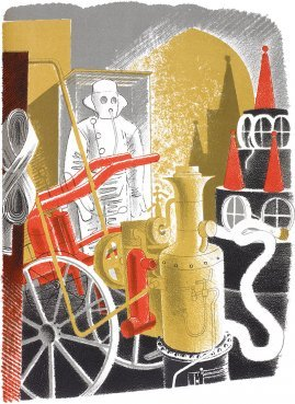 Eric Ravilious - Fire Engineer - LEOFRAMES