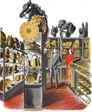 Eric Ravilious - Theatrical Properties