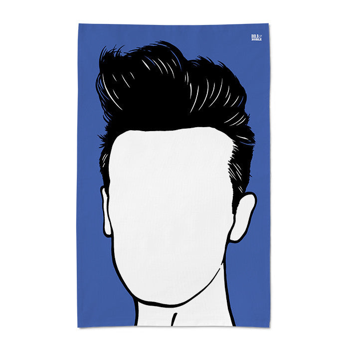 Morrisey Tea Towel