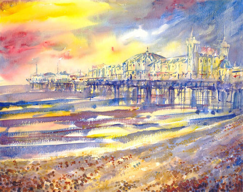Brighton Pier (018) By Richard Marsh - LEOFRAMES