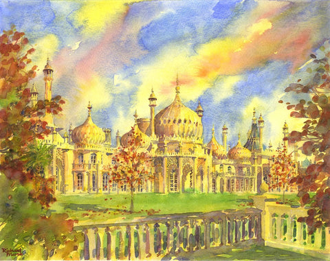 Royal Pavilion By Richard Marsh