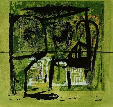 Peter Lanyon -In the Trees