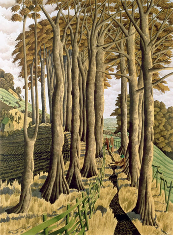 Pilgrim's Way By Simon Palmer
