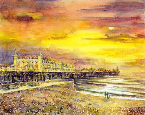 Palace Pier, Brighton (006) By Richard Marsh
