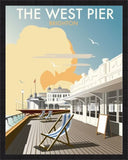 West Pier, Brighton By Dave Thompson