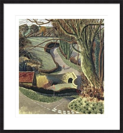 Cycling Home By Simon Palmer - LEOFRAMES