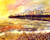 Palace Pier (003) By Richard Marsh