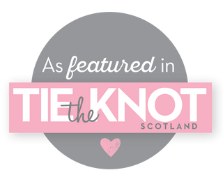 Snapdragon Edinburgh Tie the Knot Scotland featured logo