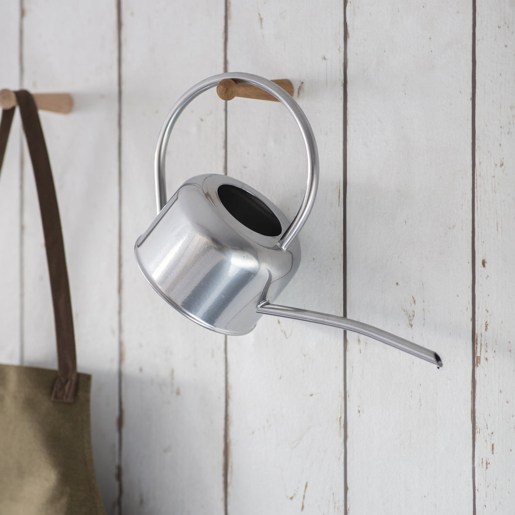 Indoor Watering Can - Silver
