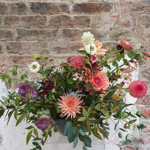 Load image into Gallery viewer, Local Flowers Autumn Workshop Thursday 1st October