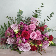 Load image into Gallery viewer, Crimson Pink Bouquet