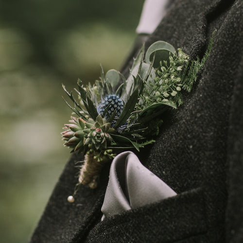 Gents Buttonhole/ Ladies Pin Corsage