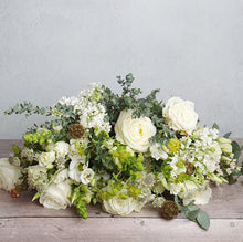 Load image into Gallery viewer, Ivory Posy Jar
