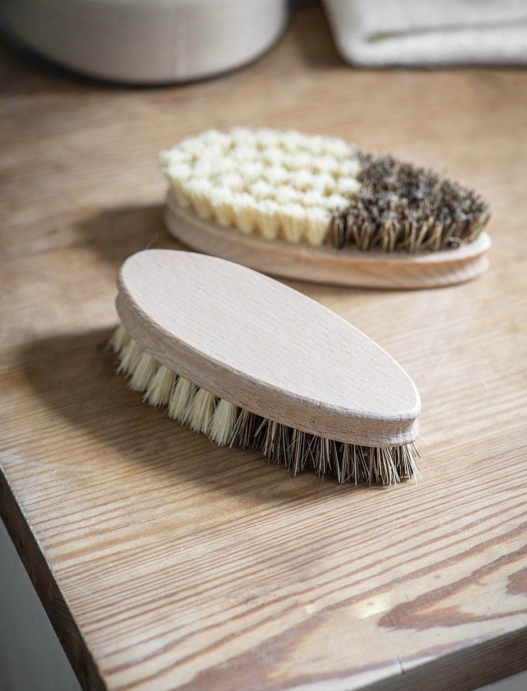 Cleaning Brushes- Natural