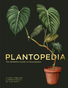 Plantopedia- The Definitive Guide to House Plants