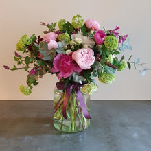 Load image into Gallery viewer, Florist's Choice Seasonal Vase of Flowers