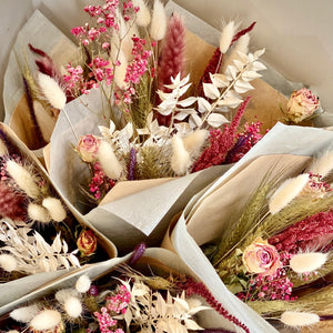 Dried flower bunch (national delivery- included in price)