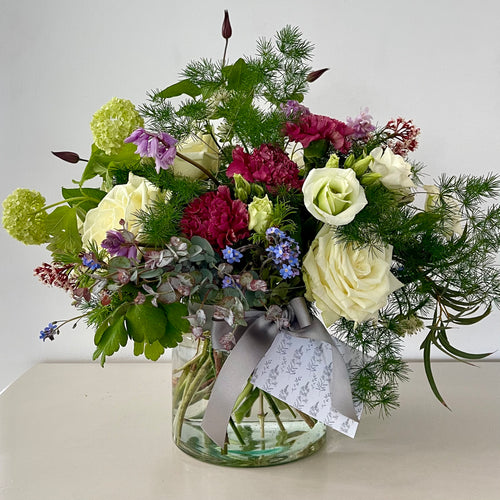 Seasonal Posy Vase