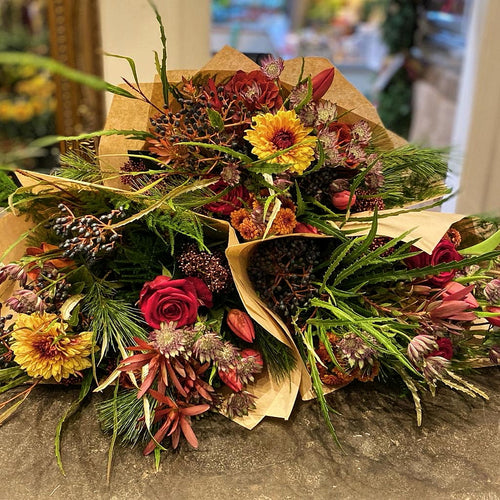 Florist's Choice Seasonal Cut Flower Wrap
