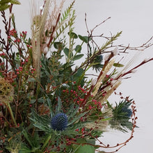 Load image into Gallery viewer, Wild Thistle Posy Jar