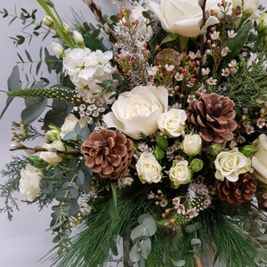 SOLD OUT Winter Frost Bouquet
