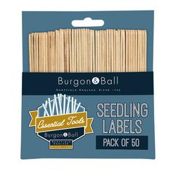 Wooden Seedling Labels