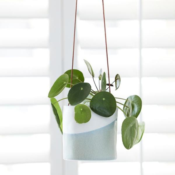 Burgon & Ball 'Dip' Hanging Plant Pot