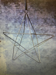 Talini Star - Antique Brass