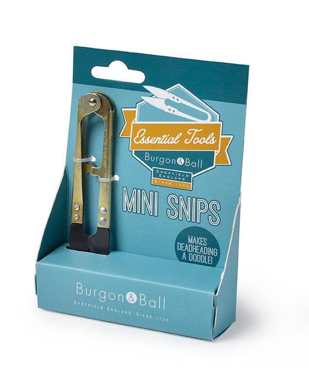Burgon & Ball Mini Snips