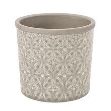 Load image into Gallery viewer, Burgon & Ball Porto Plant Pot - Soft grey