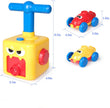 Load image into Gallery viewer, Mr. Cubello™ Balloon Car Launcher STEM Learning Toy