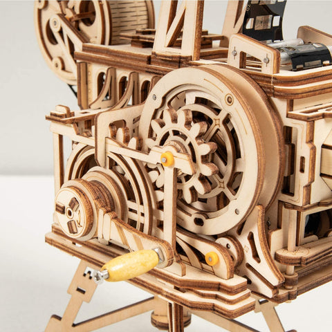 3D Vitascope Projector Mechanical Model Kit by ROKR™