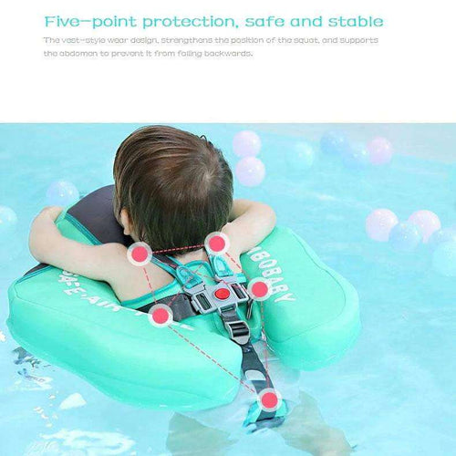 MamboBaby™ Air-Free Infant Float