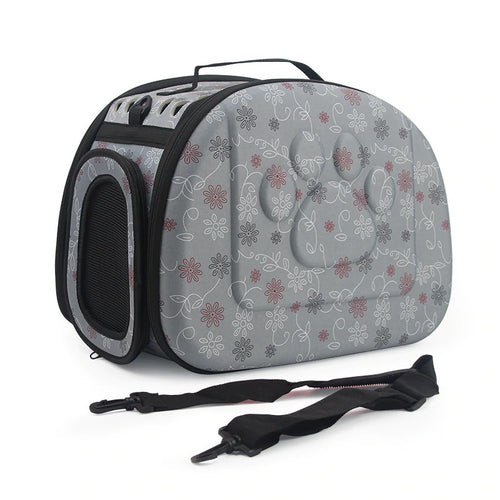 PawPerfect™ Foldable Pet Carrier