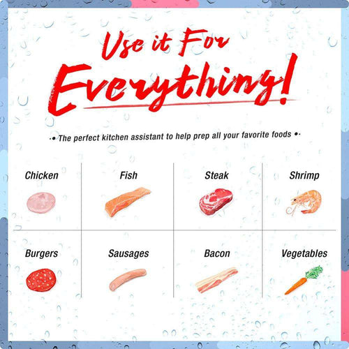 EasyThaw™ Fast Meat Defrosting Tray